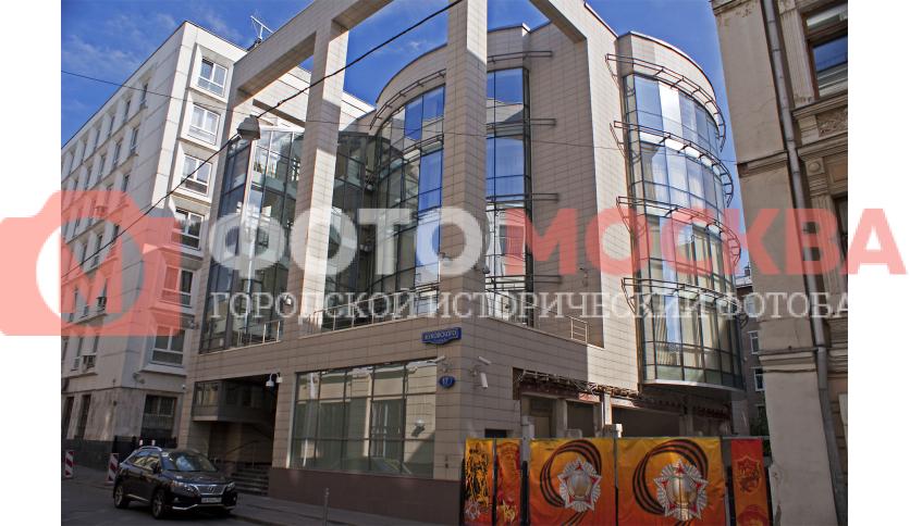 Улица Жуковского, дом 17