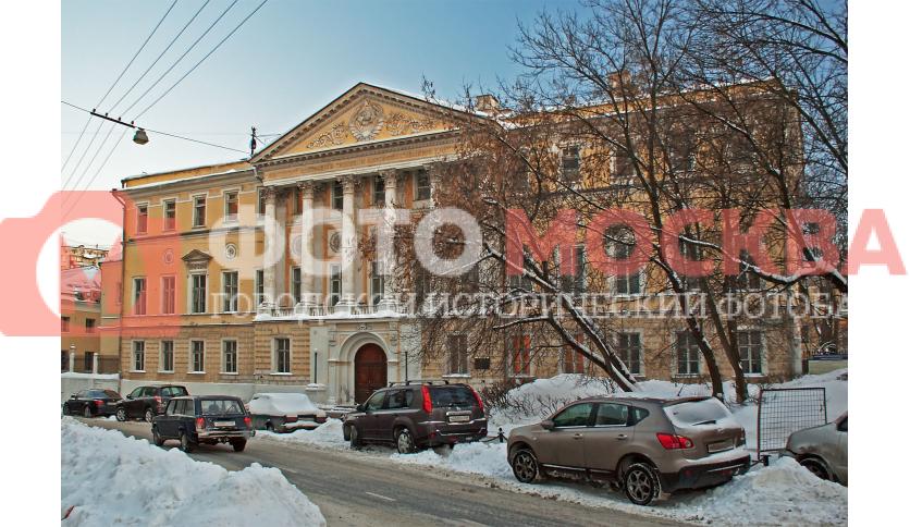 Старый корпус МИИГАиК