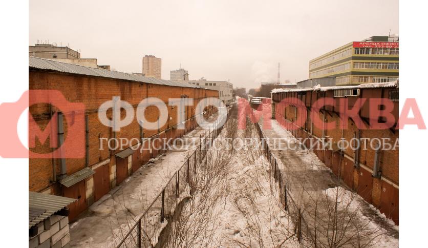 Заброшенная Симоновская железнодорожная ветка