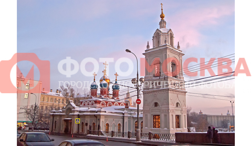 Храм Покрова Пресвятой Богородицы, что на Псковской горе