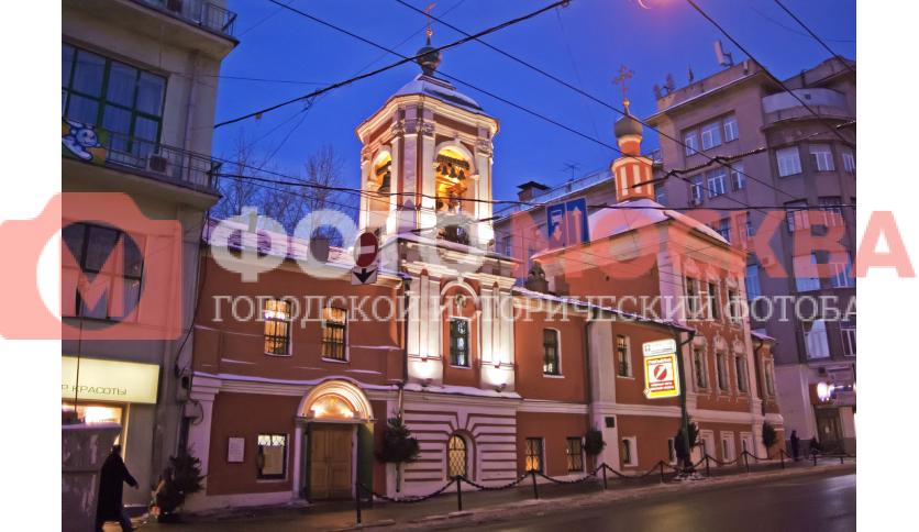 Храм Николая Чудотворца, что в Клённиках