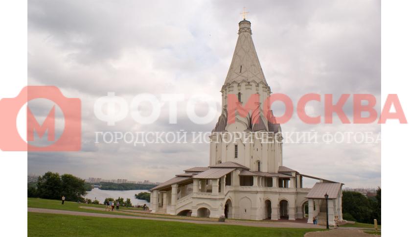 Храм вознесения Господня (1532 г) - в списке культурных ценностей всемирного наследия ЮНЕСКО