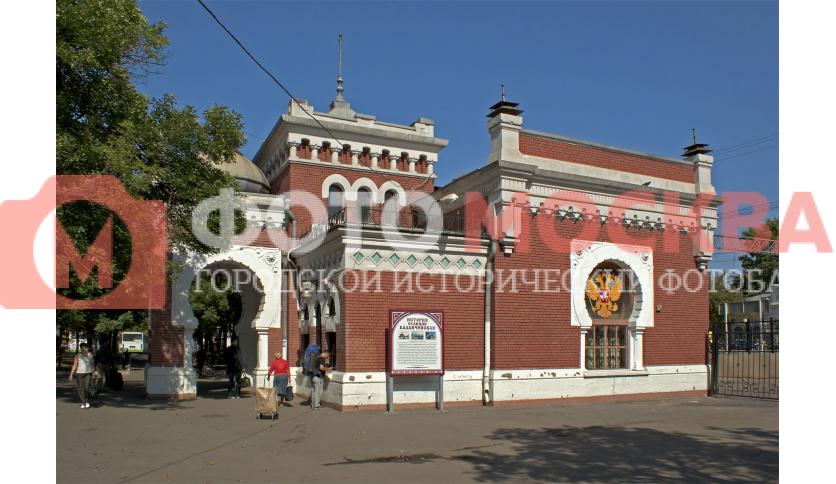Станция Москва - Каланчевская