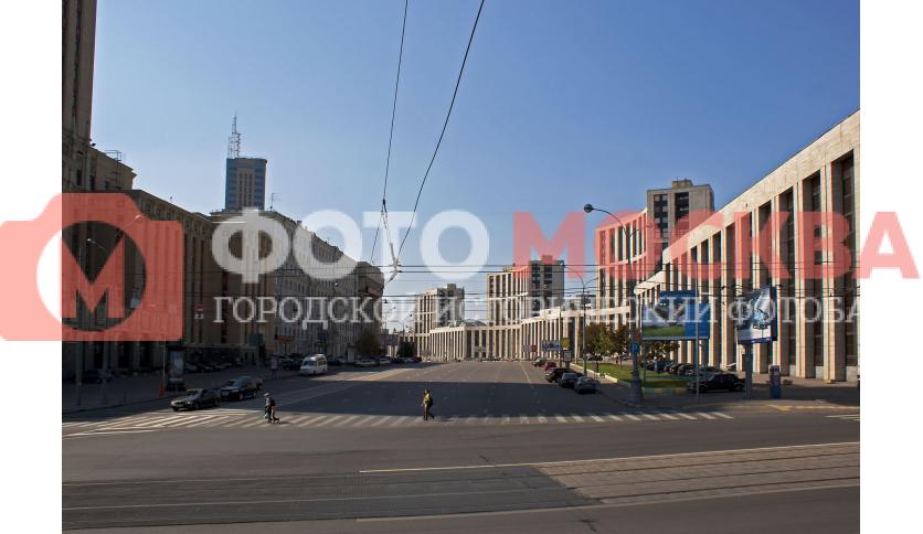 Проспект Академика Сахарова