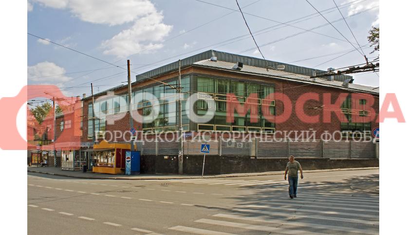 Бизнес-центр на Новорязанской улице