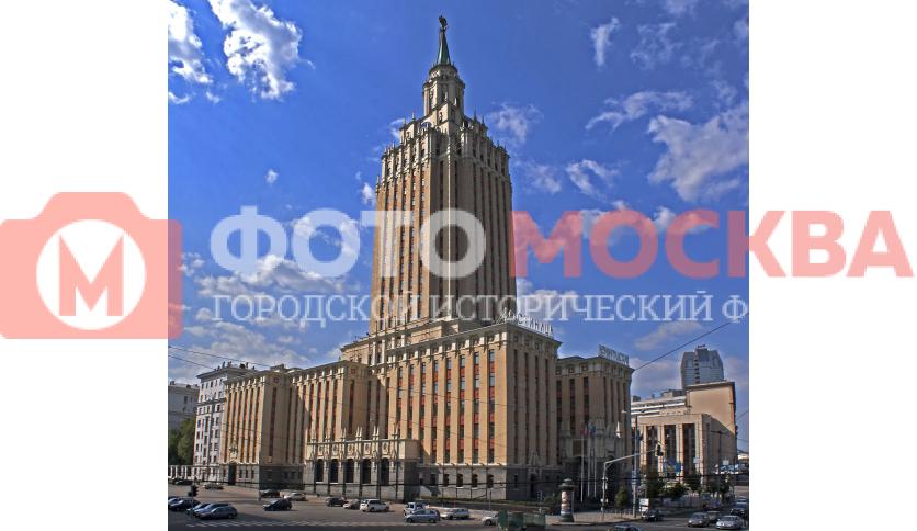 Гостиница Hilton Moscow Ленинградская