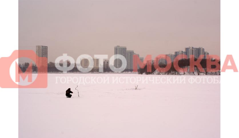 Рыбалка в Кожуховском затоне