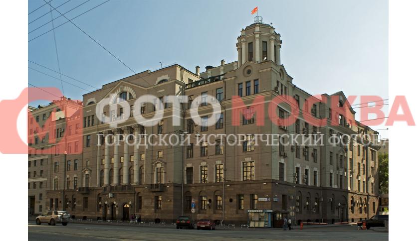 Управление Московской железной дороги