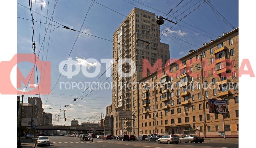 Русаковская улица, дом 1