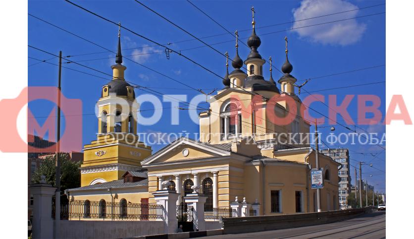 Храм Покрова Богородицы в Красном Селе