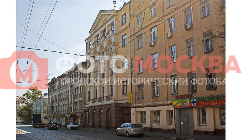 Нижняя Красносельская улица, дом 30