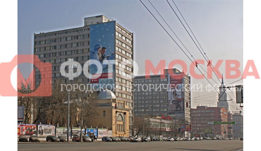Садовая-Спасская, дома 1-3