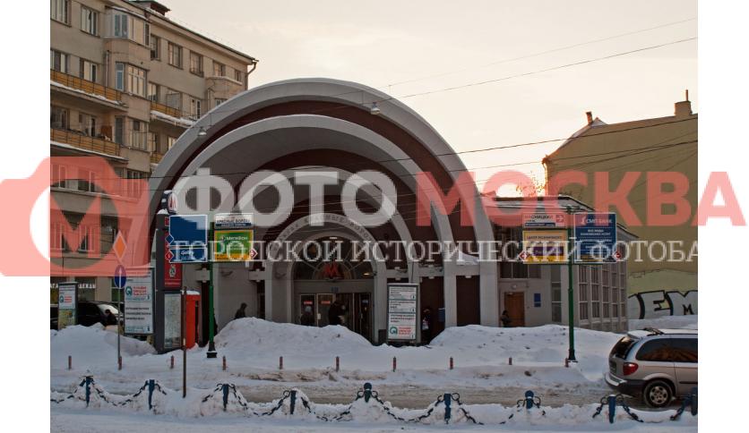 Станция метро Красные ворота