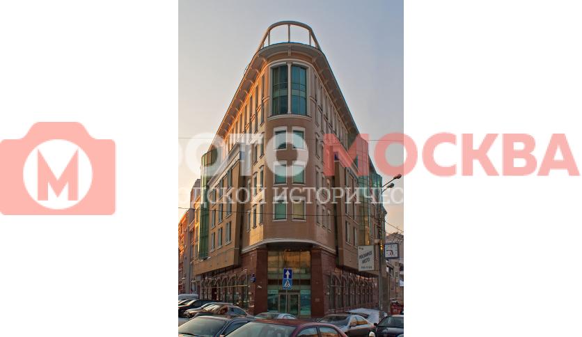 Административное здание ЗАО