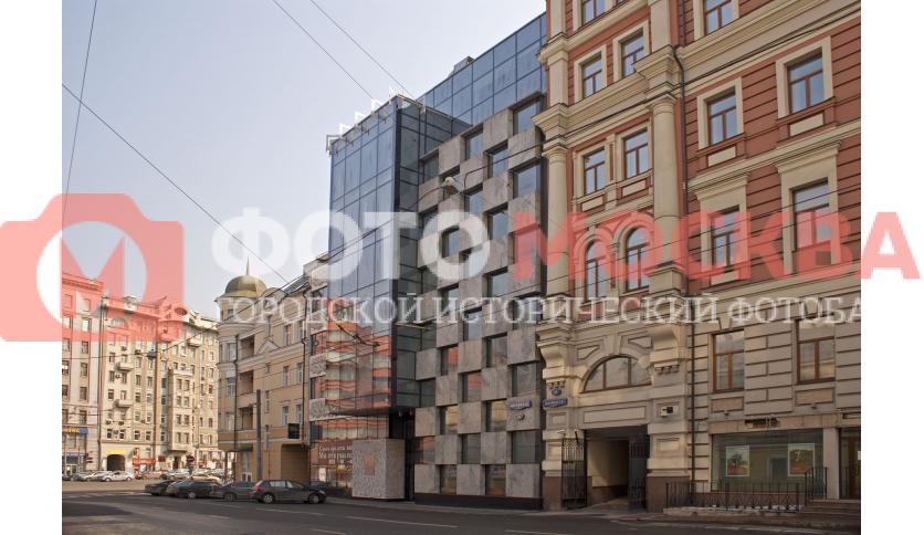 Улица Мясницкая, дом 50