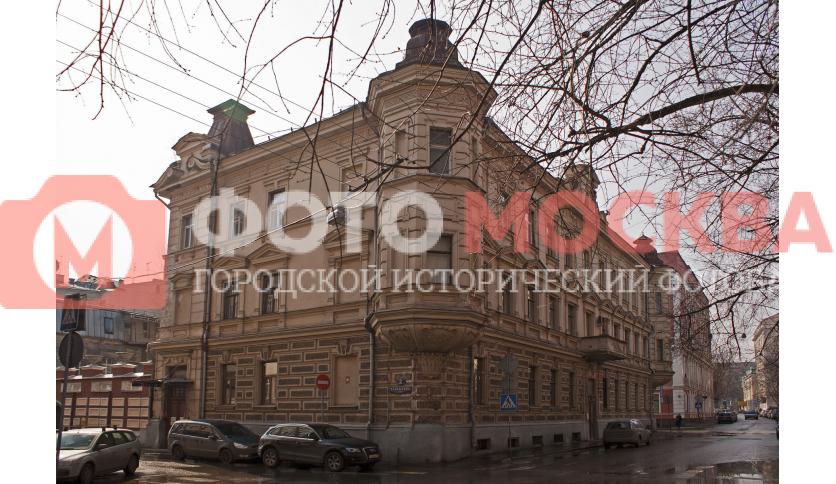 Бывший особняк текстильного фабриканта Н. Ф. Грибова