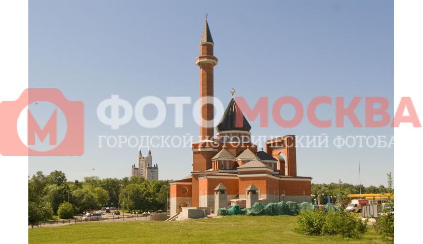 Мемориальная мечеть «Шухада»