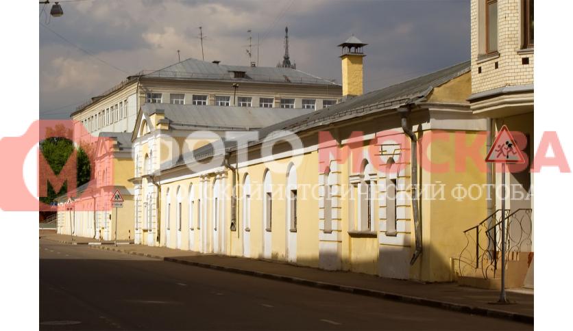 Военно-хозяйственные склады на Садовнической