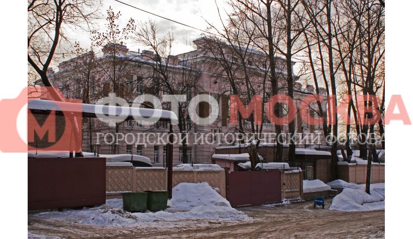 Бывший особняк П.Смирнова