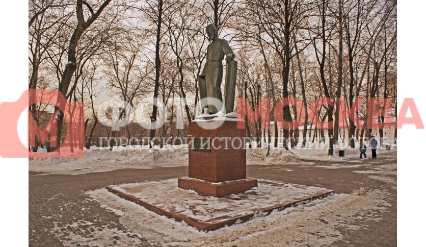 Памятник иконописцу Андрею Рублеву