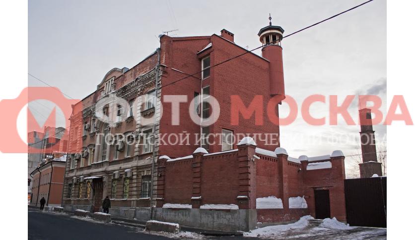 Улица Прямикова, 1