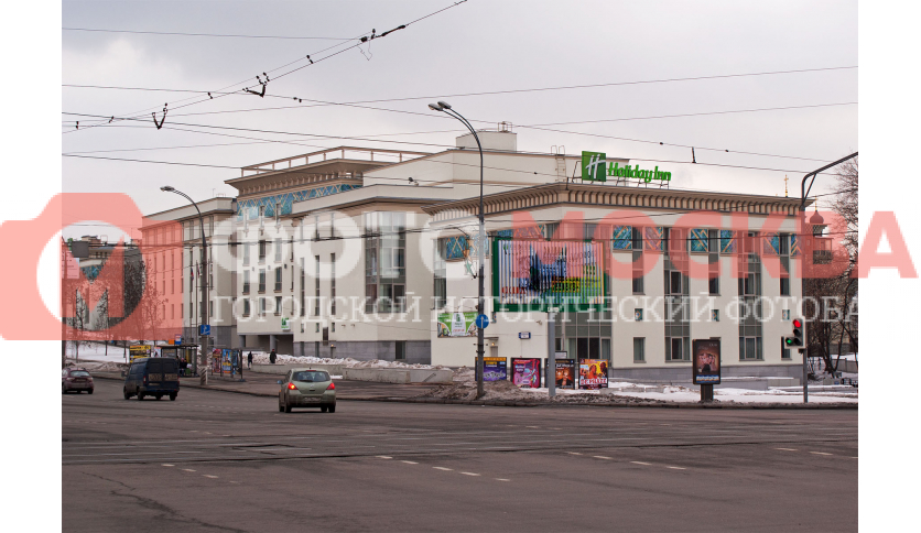 Гостиница «Холидэй Инн Симоновский»