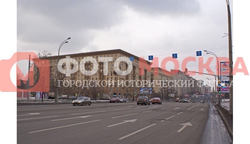Новоспасский проезд