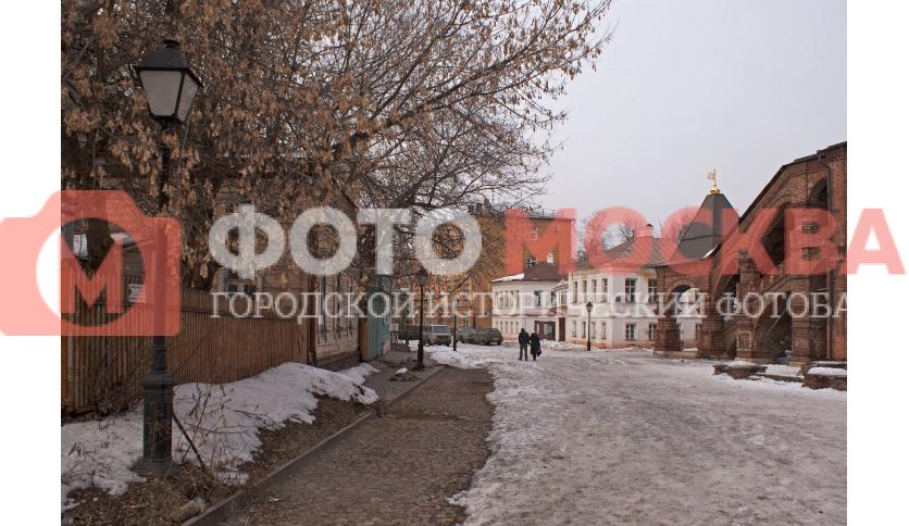 Крутицкая улица