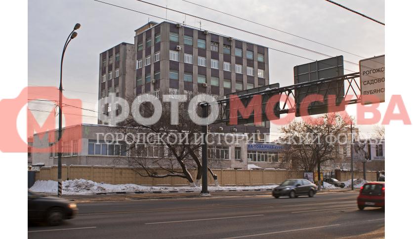 Железнодорожная станция Москва-Товарная Курская