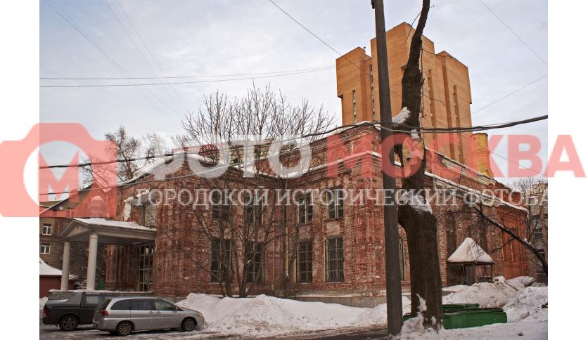 Храм преподобного Василия Исповедника у Рогожской заставы