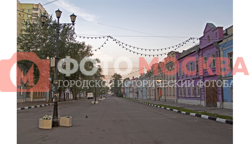 Ансамбль Рогожской слободы, ул. Школьная