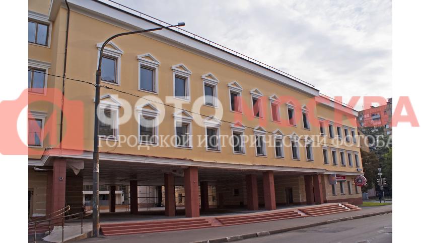 Новые корпуса университета Плеханова