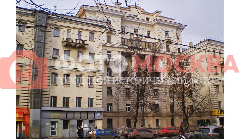 Большая Серпуховская улица, дом 38, стр. 2