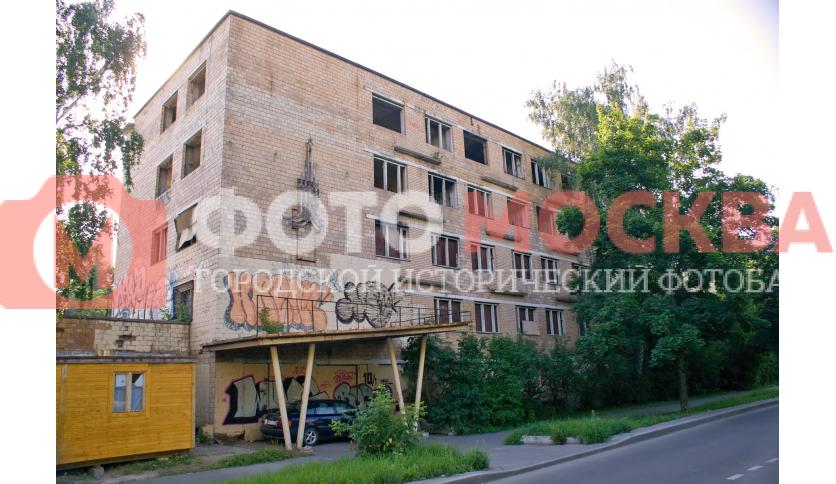 Заброшенная гостиница «Трудовые резервы»