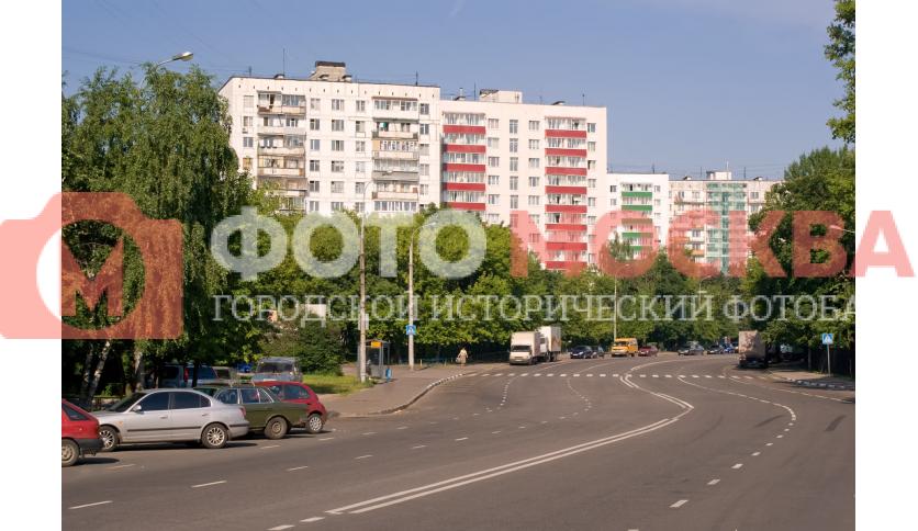 Улица Лодочная