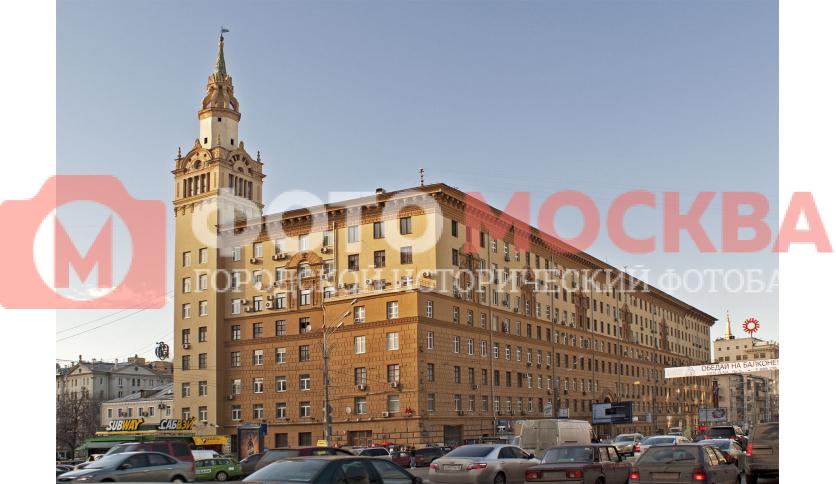 Дом работника НКВД