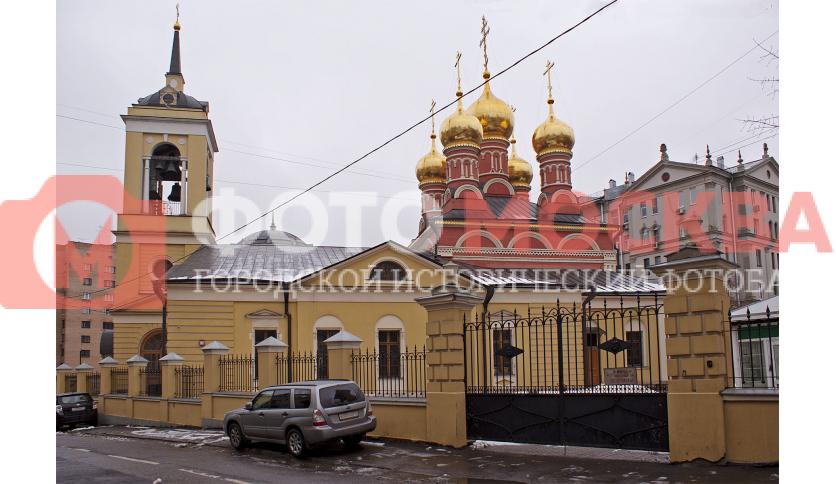 Церковь св. Николая Чудотворца, что на Щепах