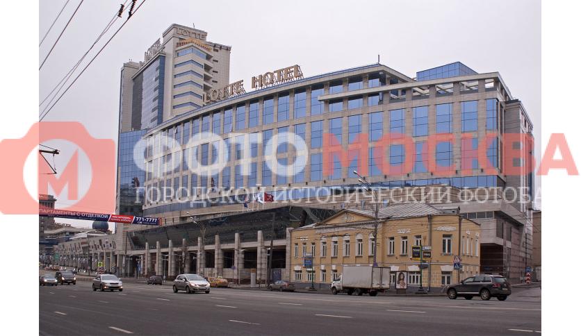 Отель Lotte