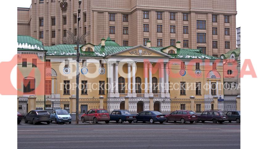 Дом А.И. Несвицкой