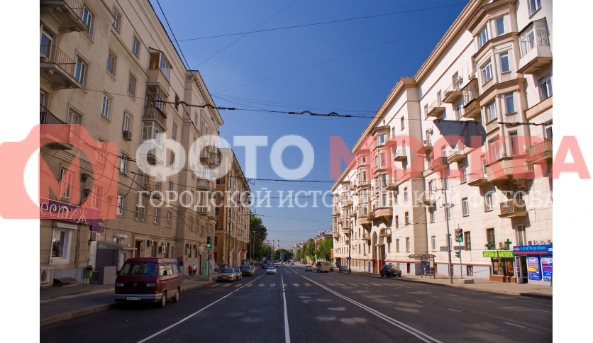 Улица Новопесчаная