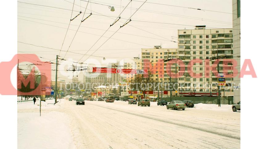 Улица Русаковская