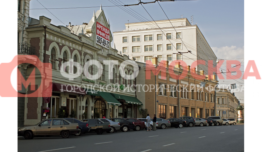 Улица Большая Лубянка, дома 22-24