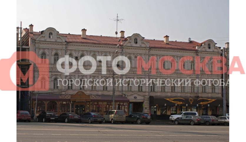 Малая Сухаревская площадь, дом 6, стр. 1