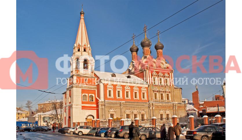 Храм св. Николая Чудотворца на Болвановке