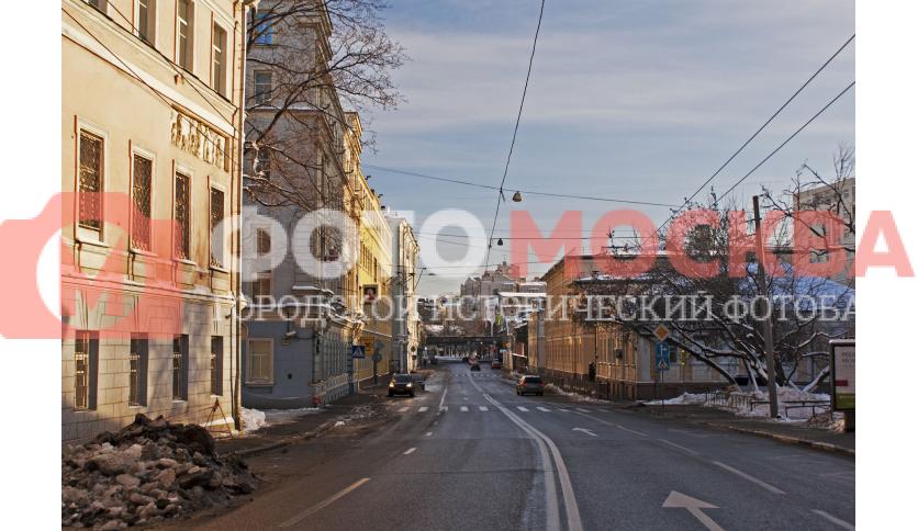 Николоямская улица