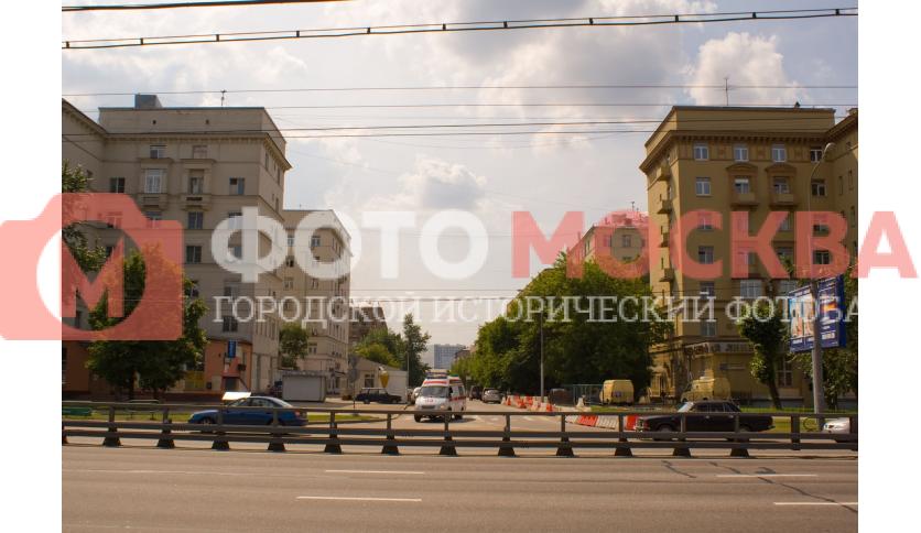 Улица Всеволода Вишневского