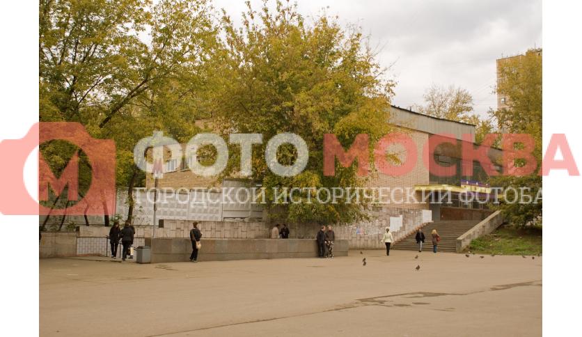Станция метро Царицыно, северный выход