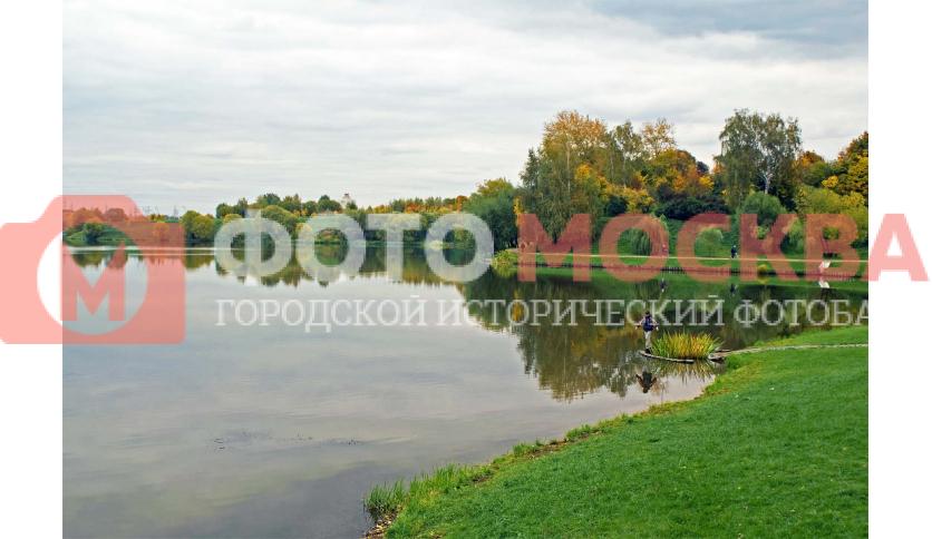 Шипиловский пруд