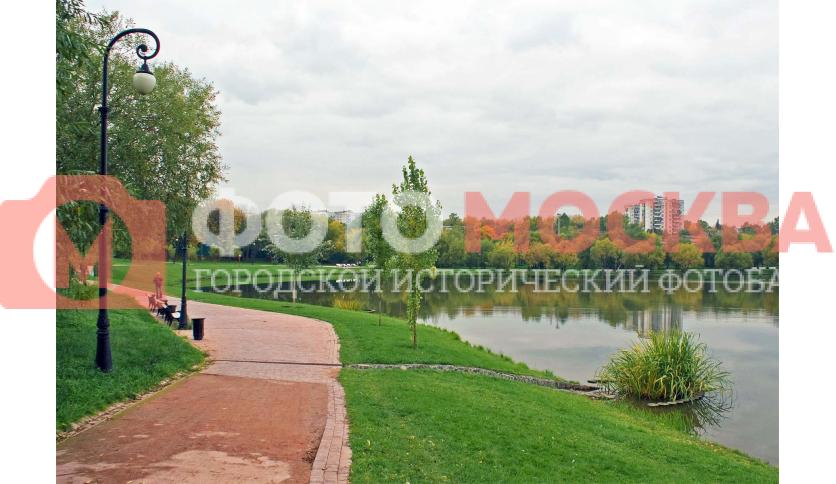 Нижний Царицынский пруд