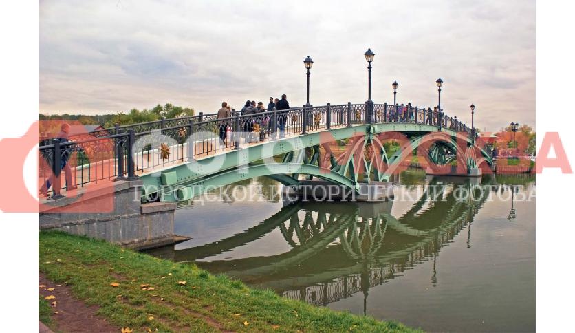 Восточный арочный мост